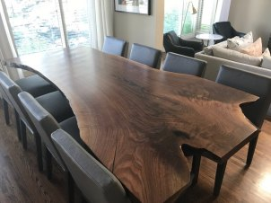 live edge luxury wood furniture canada 3