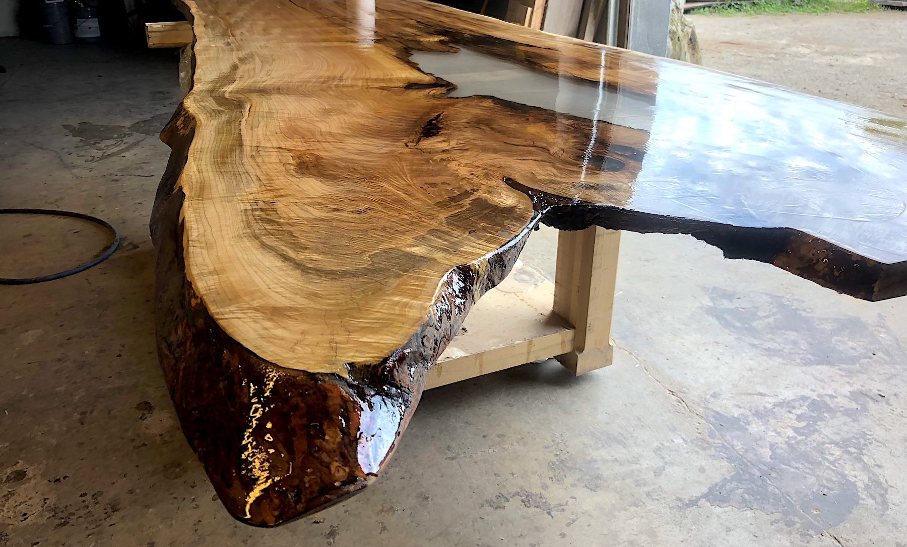 This Ontario Company Is Taking Live Edge Furniture To The