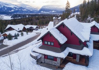 luxury revelstoke home for sale ski in out 2