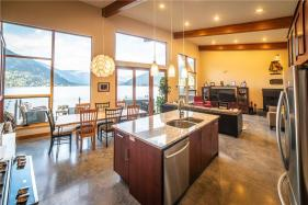 waterfront luxury nelson bc home for sale 5