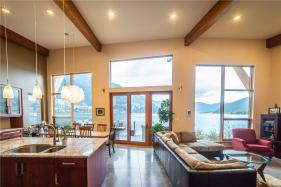 waterfront luxury nelson bc home for sale 7