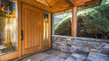 architect michael mcnamara built home in nanoose bay 5