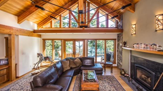 architect michael mcnamara built home in nanoose bay 8