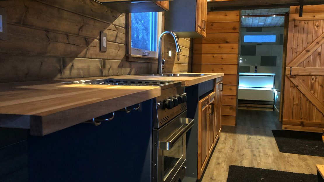 luxury tiny home for sale canada 2