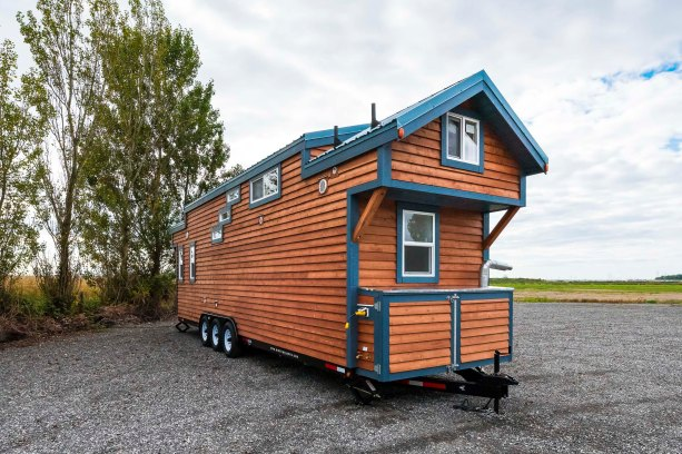 luxury tiny home made in canada mint 10