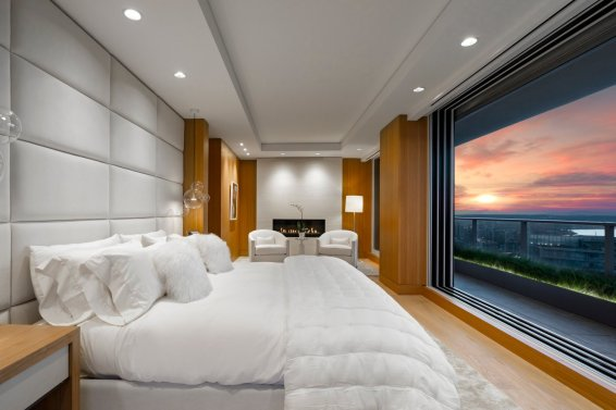 telus garden towers penthouse for sale vancouver 4