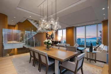 telus garden towers penthouse for sale vancouver 5