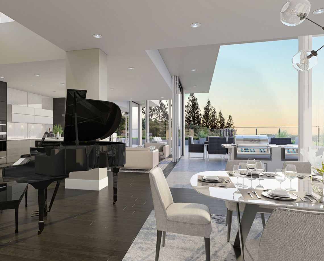 The Peak at Mulgrave Park Penthouse For Sale 4