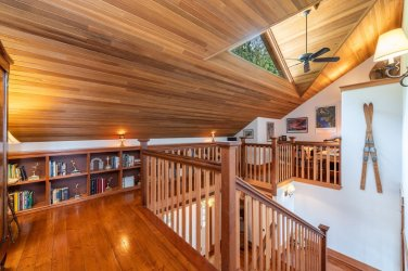 custom home on 34 acres salt spring island 10