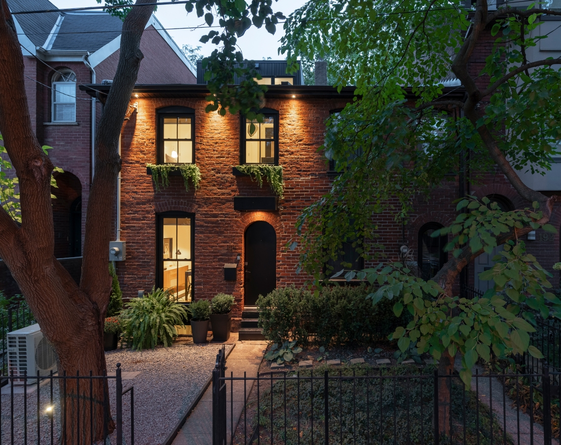 most unique townhome in canada 1