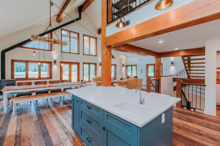 luxury pemberton home farm barn 1