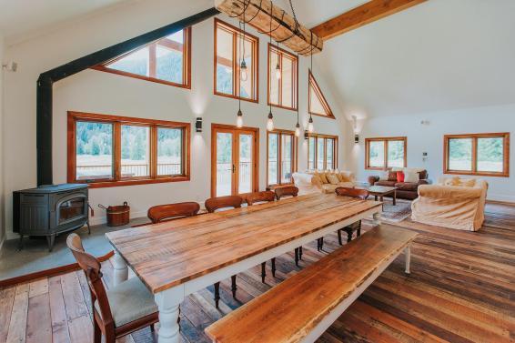 luxury pemberton home farm barn 2