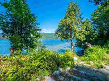 luxury oceanfront sechelt family home for sale 2