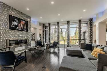Modern Masterpiece On The Edmonton Petroleum Golf & Country Club 13