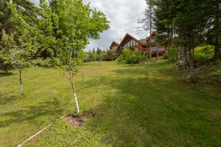 canada finest luxury log cabins for sale new bunswick 1