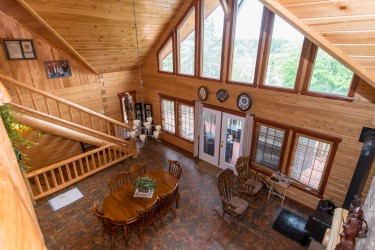 canada finest luxury log cabins for sale new bunswick 3