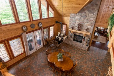 canada finest luxury log cabins for sale new bunswick 4