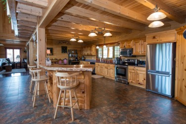 canada finest luxury log cabins for sale new bunswick 5