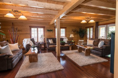 canada finest luxury log cabins for sale new bunswick 6