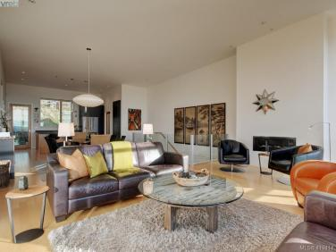 Rainbow Hill Contemporary Townhouse In Victoria 5